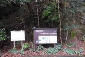 西部林道 世界自然遺産区域。