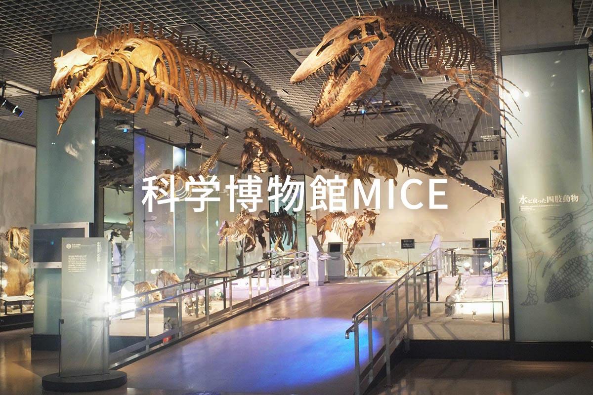 国立科学博物館 National Museum of Nature and Science 〜大人のための科学博物館MICE(東京)